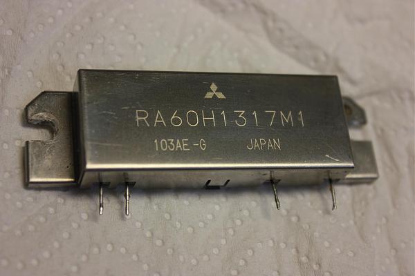 Куплю модуль RA60H1317M1