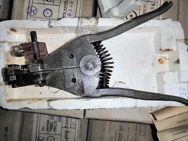 Продам МСИ-901 механизм для снятия изоляции