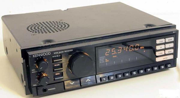 Продам Радиоприемник Kenwood RZ-1