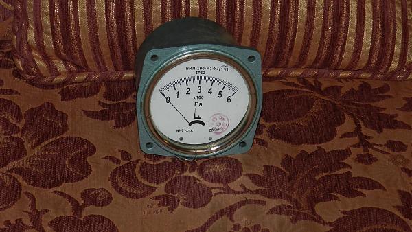Продам Напоромер НМП-100-М1-у3