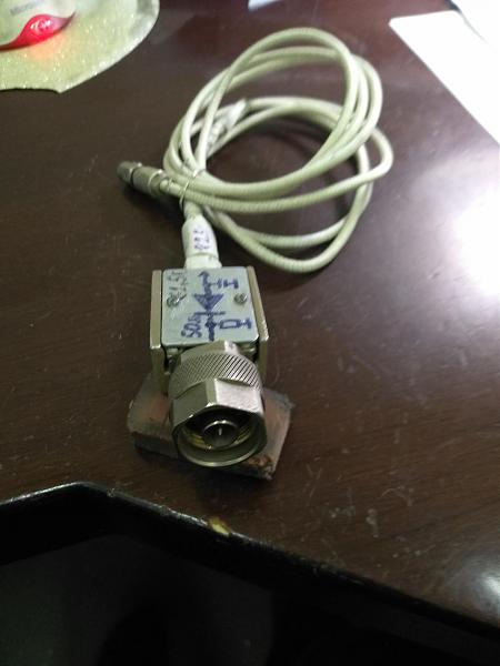 Продам свч детектор калиброванный