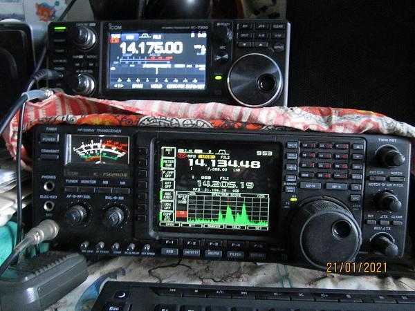 Продам IC-756 pro3