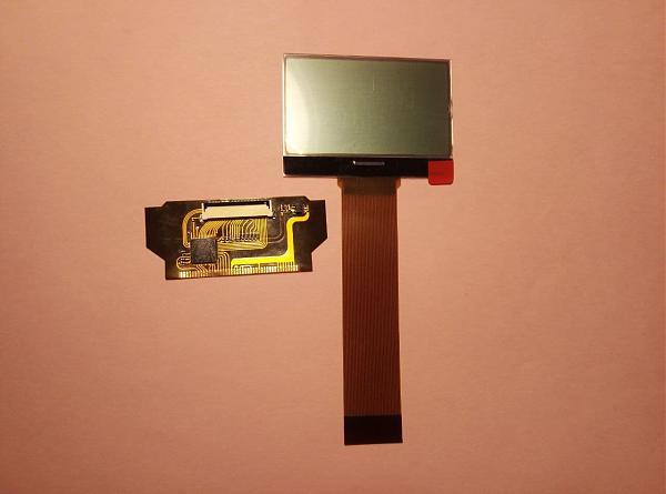 Продам Модуль дисплея FT-897