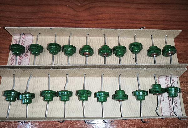 Продам Конденсатор К52-2, 80 мкф, 10%, 6В