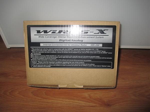 Продам Wires-X HRI-200