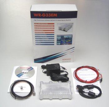 Продам Приемная система Winradio WR-G33EM
