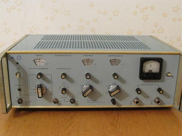 Продам Генератор Г5-48