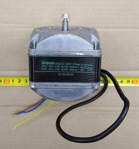 Продам Ebmpapst M4Q045-DA07-G1. 220В, 50Гц, 0,38А, 55/16В