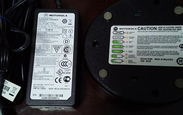 Продам Зарядный стакан с БП для Motorola