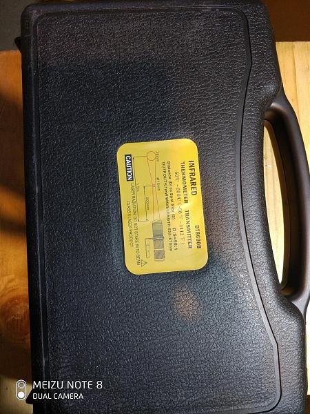 Продам DT8600B бесконтактный пирометр