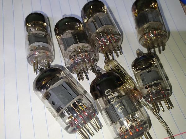 Продам Радиолампы 6Н1П, 6Н23П, 6Ф1П, 6Ж1П