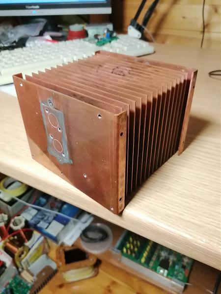 Продам радиатор YAESU FL-7000