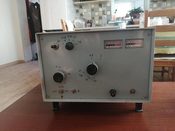 Продам Усилитель мощности на лампе ГУ-74б