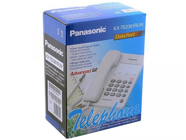 Продам Panasonic KX-TS2361RUW