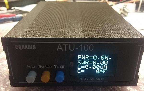 Продам Тюнер ATU-100