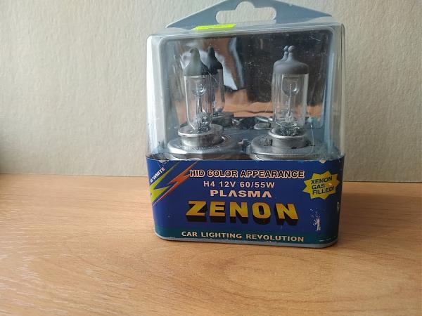 Продам Лампа автомобильная Plasma ZENON (2 шт.)