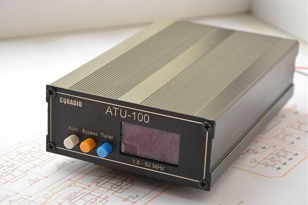 Продам Автоматический антенный тюнер ATU-100