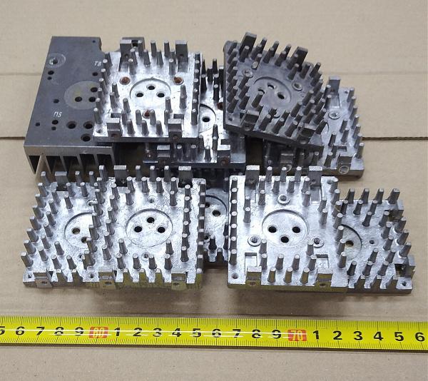 Продам Радиаторы охлаждения для транзисторов