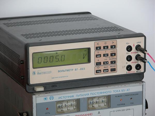 Продам Вольтметр В7-65