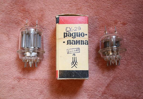 Продам лампы ГУ29, ГУ32