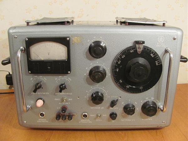 Продам Генератор ЗГ-12М
