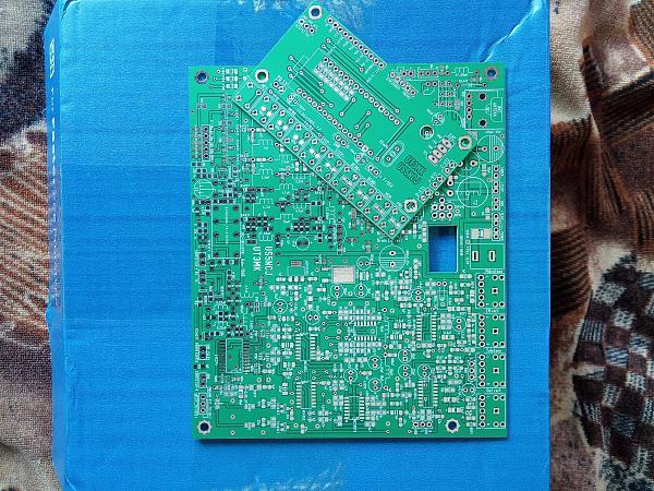 Продам Комплект плат SDR UT3MK V.5
