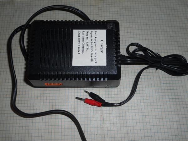 Продам зарядное для аккумуляторов Li-Ion