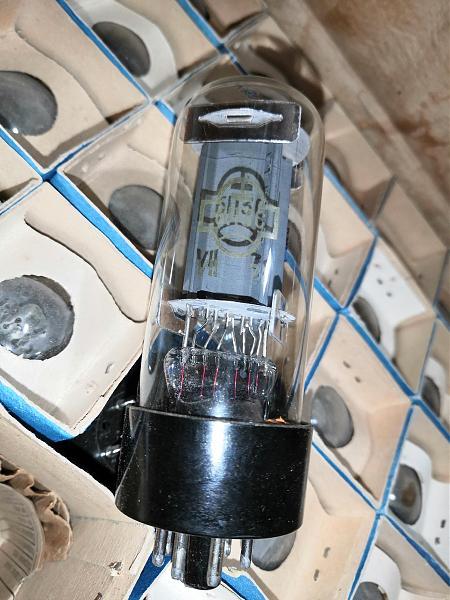 Продам 6П3С радиолампа, 71г