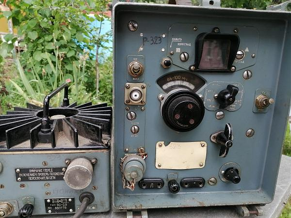 Меняю радиоприемники