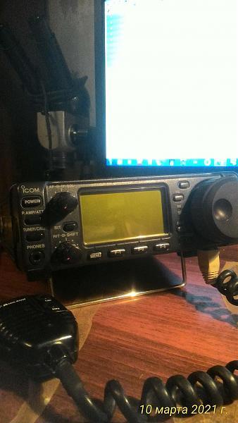 Продам ic-706