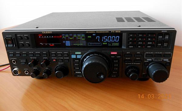Продам Yaesu FT-950