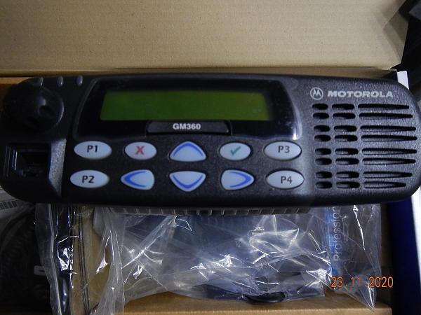 Продам радиостанции Motorolla GM-360