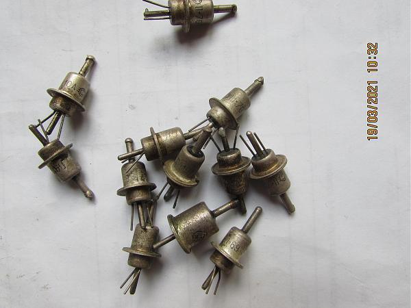 Продам Транзистор п411