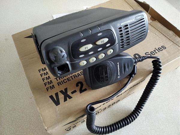 Продам motorola GM340 VHF