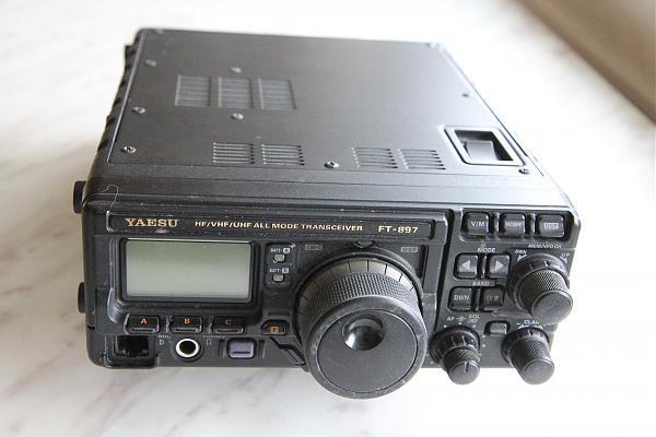Продам Yaesu FT-897