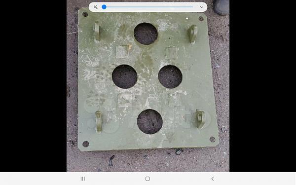Куплю Плита для Унжи 1