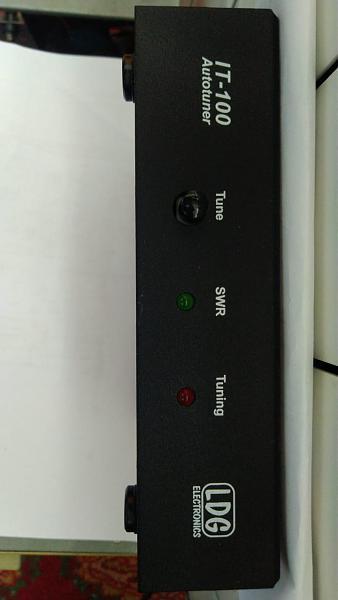 Продам тюнер LDG IT-100