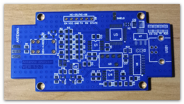 Продам Антенный анализатор Si5351 SWR-mouse