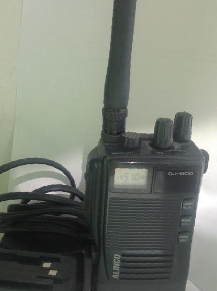 Продам Портативная радиостанция Alinco DJ-1400