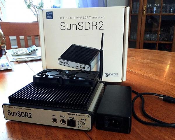 Продам Sunsdr2