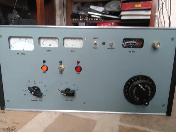 Продам Усилитель на ГУ-84Б