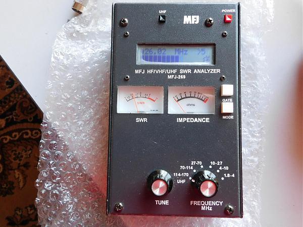 Продам Антенный анализатор MFJ-269