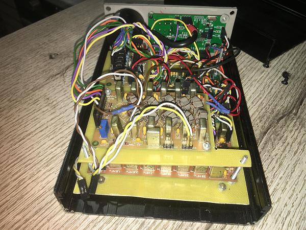 Продам Трансивер Клопик с синтезатором Микроб