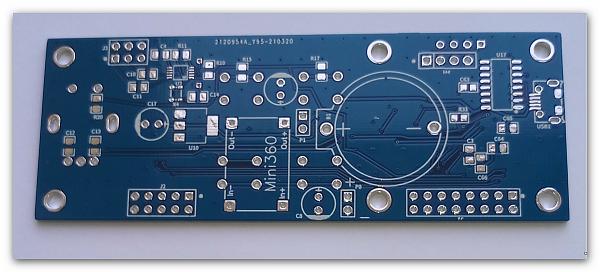 Продам Плата синтезатора NanoVFO_3.1 ver