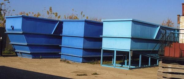 Продам Установка для очистки сточных вод EGW1000