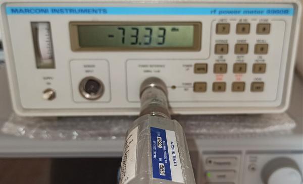 Продам Измеритель мощности 6960B с сенсором на 20ГГц