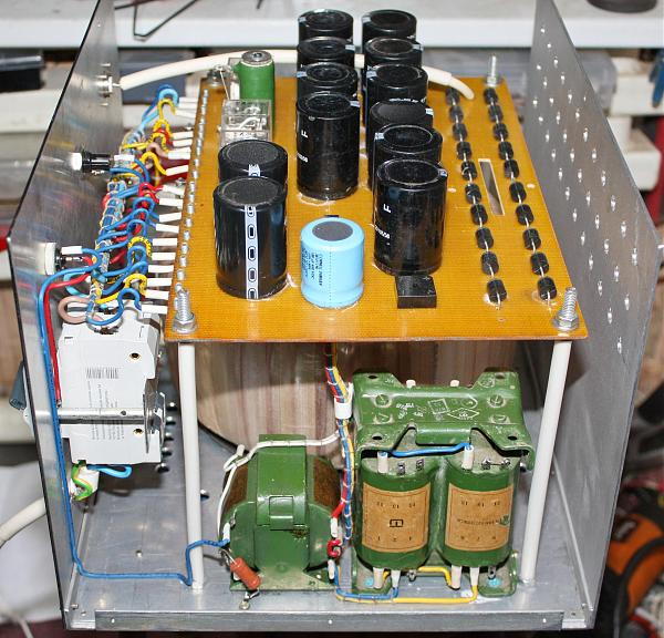 Продам Усилитель мощности на лампе ГУ-43Б 1500 вт