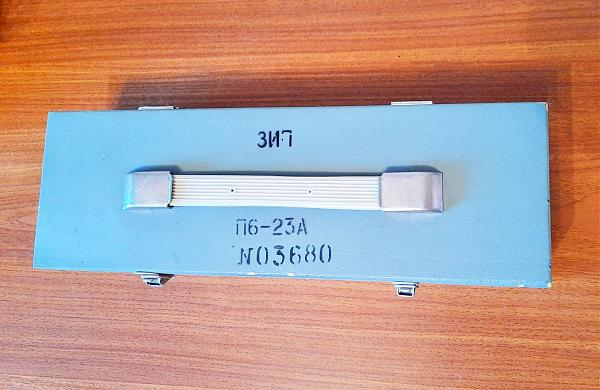 Продам П6-23А комплект ЗиП