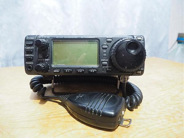 Продам ic-706mk2