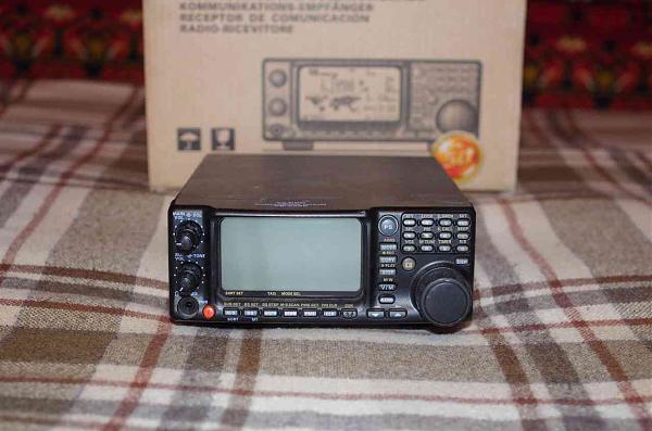 Продам Сканирующий радиоприемник vr-5000